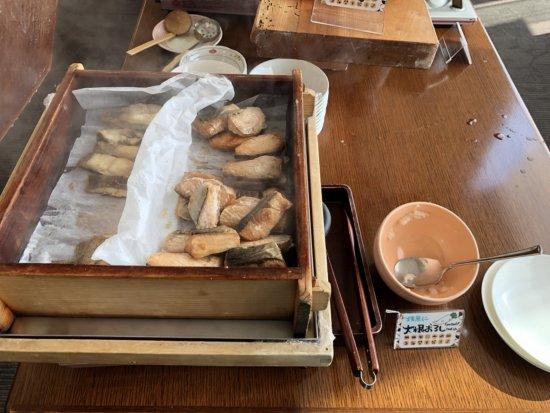 海の別邸ふる川_朝食メニュー8