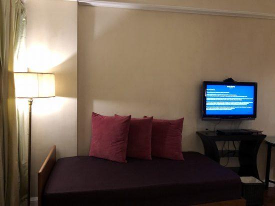 デュシタニホアヒン_7階クラブルーム749号室_ソファーベッド